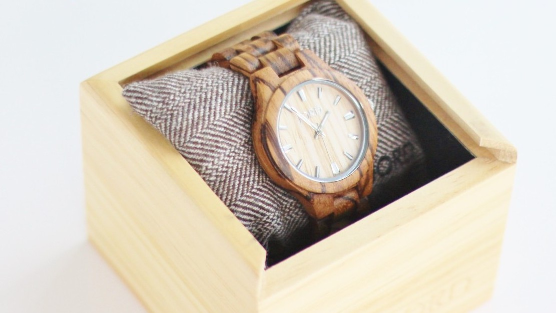Review: JORD Wooden Watches