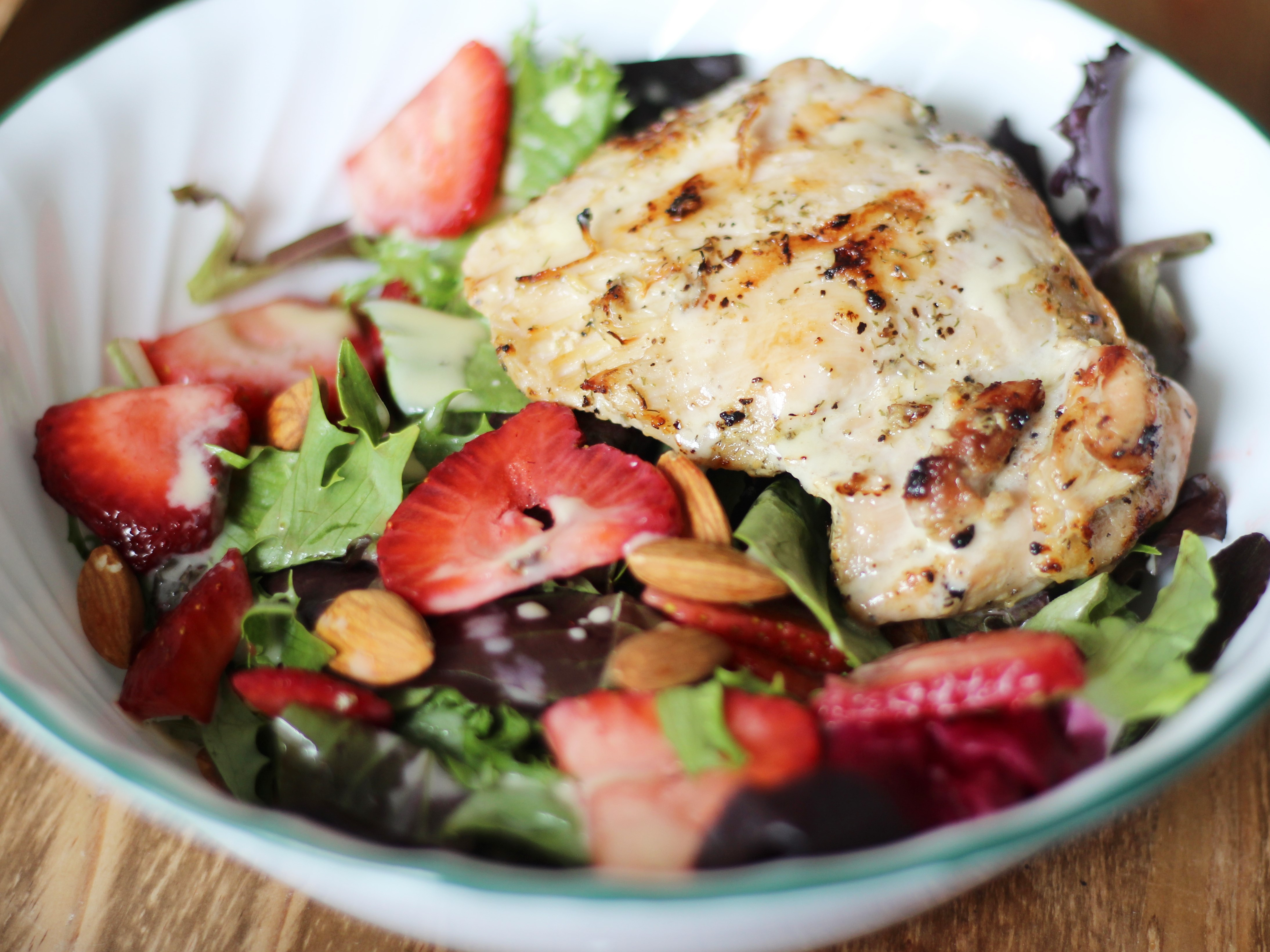 Perfect Grilled Chicken Marinade
